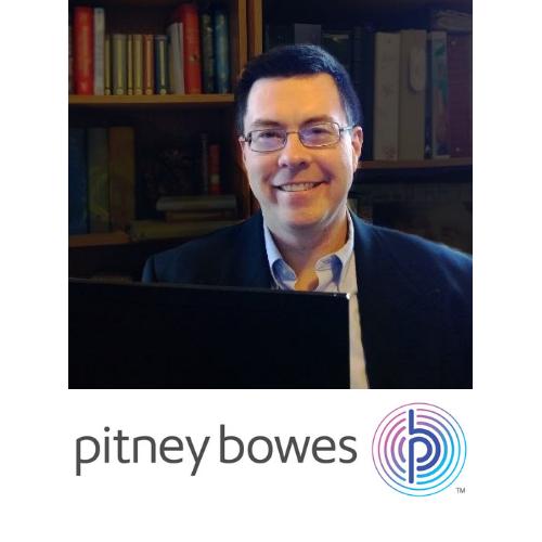 Michael Hofert, Pitney Bowes